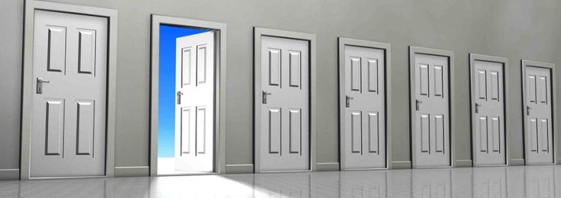 Debido a que las puertas no se abren - la Palabra de Dios para hoy
