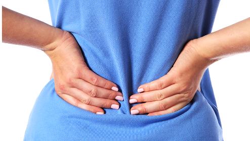 Oración para curar el dolor de espalda